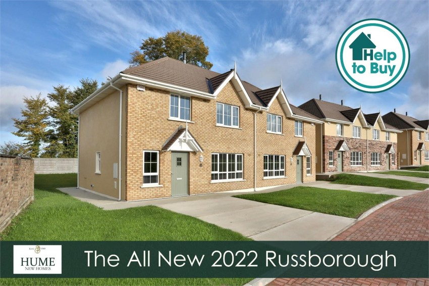 Images for The All New 2021 Russborough, Maryborough Village, Portlaoise EAID:285 BID:426